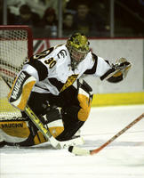 Thumbnail for Colorado College Men's Hockey. Action Photos. 2003-2004. McElhinneysaveMN104-125
