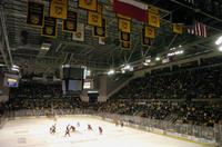 Thumbnail for Colorado College Men's Hockey. CC vs. DU. Cup Celebration. 2005. ArenaselloutDU305-107