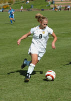 Thumbnail for Colorado College Women's Soccer. CC vs. Air Force. 2004. CCWS8.519
