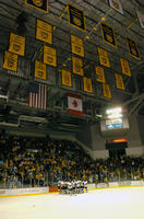 Thumbnail for Colorado College Men's Hockey. CC vs. DU. Cup Celebration. 2005. BannerscelebDU303-244