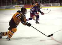 Thumbnail for Colorado College Men's Hockey. Game Photos. 2002-2003. GoolsbyML1002-231