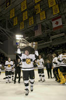 Thumbnail for Colorado College Men's Hockey. CC vs. DU. Cup Celebration. 2005. CupcelebDU305-303