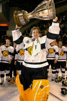 Thumbnail for Colorado College Men's Hockey. CC vs. DU. Cup Celebration. 2005. McElhinneycupDU305-296