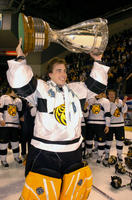 Thumbnail for Colorado College Men's Hockey. CC vs. DU. Cup Celebration. 2005. McElhinneyCupDU305-297