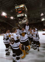 Thumbnail for Colorado College Men's Hockey. Game Photos. 2002-2003. McElhinneycupMM203-523