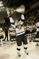 Thumbnail for Colorado College Men's Hockey. CC vs. DU. Cup Celebration. 2005. PolaskiCupDU305-294