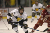 Thumbnail for Colorado College Men's Hockey. CC vs. DU. Cup Celebration. 2005. PolichbreakawayDU305-118