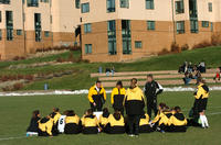 Thumbnail for Colorado College Women's Soccer. CC vs. Utah. 2004. CCWSteam-27