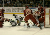 Thumbnail for Colorado College Men's Hockey. CC vs. DU. Cup Celebration. 2005. SterlingcreaseDU305-038