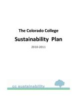 Thumbnail for The Colorado College sustainability plan 2010-2011