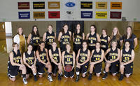 Thumbnail for Women's Basketball Team Portrait 2010-2011