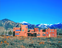 Thumbnail for Baca campus site and building exterior, 2003
