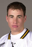 Thumbnail for McElhinney, Curtis. Colorado College Men's Hockey. Player portrait, 2002-2003