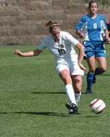Thumbnail for Colorado College Women's Soccer. CC vs. Air Force. 2004. CCWS10.058