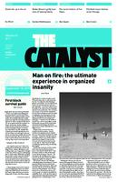 Thumbnail for The catalyst [2010-2011 v. 41 no. 1 September 10]