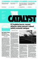 Thumbnail for The catalyst [2010-2011 v. 41 no. 4 October 8]