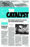 Thumbnail for The catalyst [2010-2011 v. 41 no. 6 October 22]