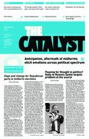 Thumbnail for The catalyst [2010-2011 v. 41 no. 7 November 5]