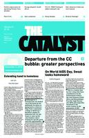 Thumbnail for The catalyst [2010-2011 v. 41 no.10 December 3]