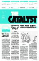 Thumbnail for The catalyst [2010-2011 v. 41 no.12 December 17]