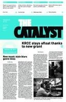 Thumbnail for The catalyst [2010-2011 v. 41 no.13 January 28]