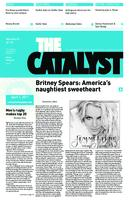 Thumbnail for The catalyst [2010-2011 v. 41 no.19 April 1]