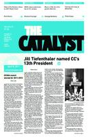 Thumbnail for The catalyst [2010-2011 v. 41 no.20 April 8]