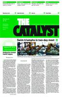 Thumbnail for The catalyst [2011-2012 v. 42 no.13 January 27]