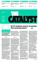 Thumbnail for The catalyst [2009-2010 v. 40 no. 6 October 16]