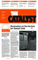 Thumbnail for The catalyst [2009-2010 v. 40 no.11 December 11]
