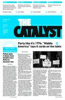 Thumbnail for The catalyst [2009-2010 v. 40 no.19 April 2]
