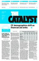 Thumbnail for The catalyst [2009-2010 v. 40 no.23 May 11]