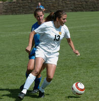 Thumbnail for Colorado College Women's Soccer. CC vs. Air Force. 2004. CCWS13.385