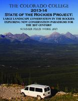 Thumbnail for 2013 Summer field work : Colorado College State of the Rockies Project