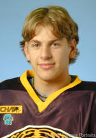 Thumbnail for Canzanello, Andrew. Colorado College Men's Hockey. Player portraits, 2000-2001