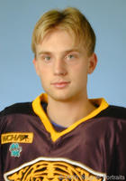 Thumbnail for Jozsa, Jason. Colorado College Men's Hockey. Player portraits, 2000-2001