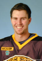 Thumbnail for Manning, Paul. Colorado College Men's Hockey. Player portraits, 2000-2001