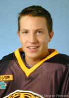 Thumbnail for Clarke, Noah. Colorado College Men's Hockey. Player portraits, 2000-2001