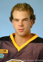 Thumbnail for Winkler, Brent. Colorado College Men's Hockey. Player portraits, 2000-2001