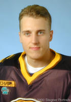 Thumbnail for Sejna, Peter. Colorado College Men's Hockey. Player portraits, 2000-2001