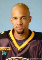 Thumbnail for Morrison, Justin. Colorado College Men's Hockey. Player portraits, 2000-2001