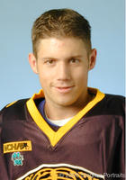 Thumbnail for Hartsburg, Chris. Colorado College Men's Hockey. Player portraits, 2000-2001