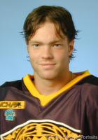 Thumbnail for Cullen, Mark. Colorado College Men's Hockey. Player portraits, 2000-2001