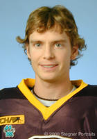 Thumbnail for Sanger, Jeff. Colorado College Men's Hockey. Player portraits, 2000-2001