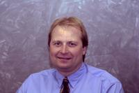 Thumbnail for Kleisinger, Terry. Colorado College Men's Hockey. Coaches and staff portraits, 2001-2002