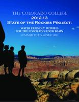 Thumbnail for 2012 Summer field work : Colorado College State of the Rockies Project