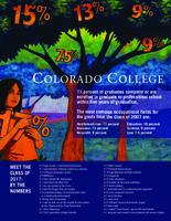 Thumbnail for [2013] Colorado College : meet the class of 2017