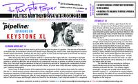 Thumbnail for The purple paper : politics monthly [2013-2014 Block 7]