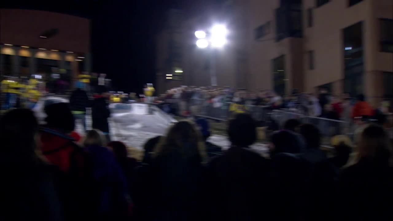 Thumbnail for Freerider's Union of Colorado College Rail Jam 2010